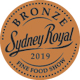 2019 Sydney Royal Fine Foods Show Award